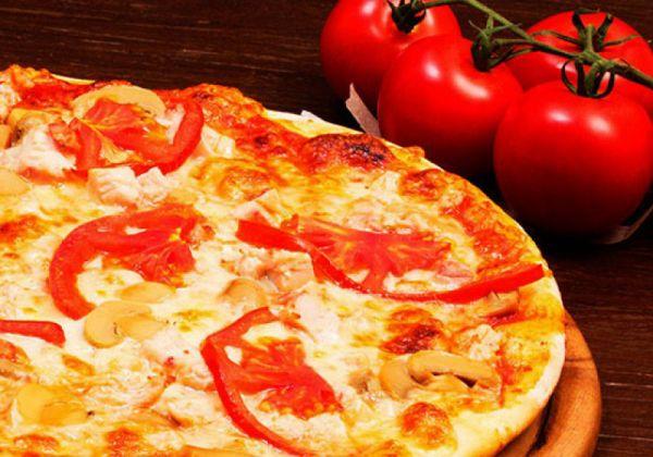 Пицца Не для стройных сеньор